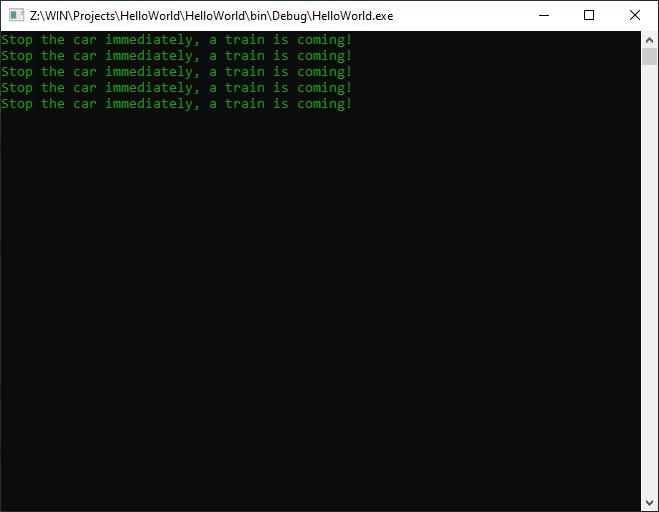 Observer pattern in C#