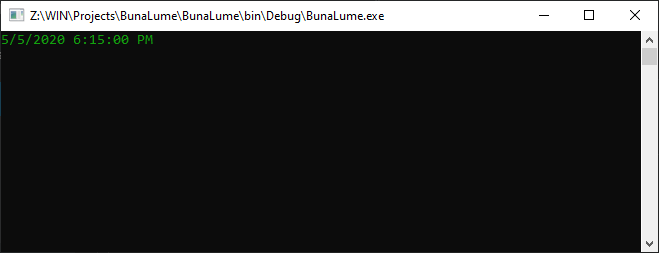 Combinarea a două variabile DateTime în C#