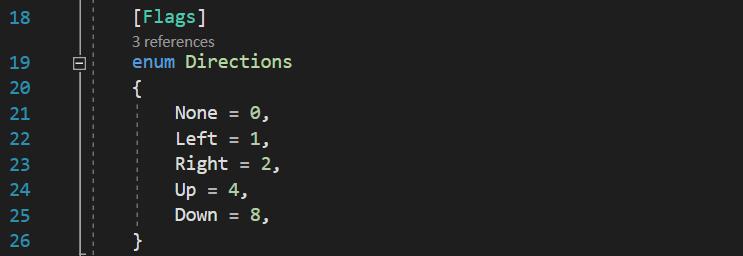 C# enum with flags attribute