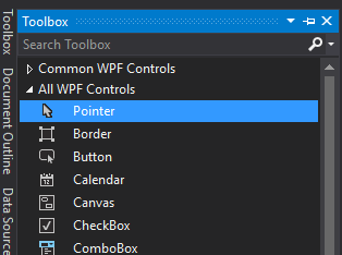 Short introduction to GUI Controls in C# - Follow the white