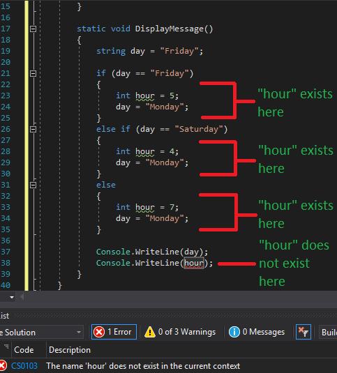 variable scope error